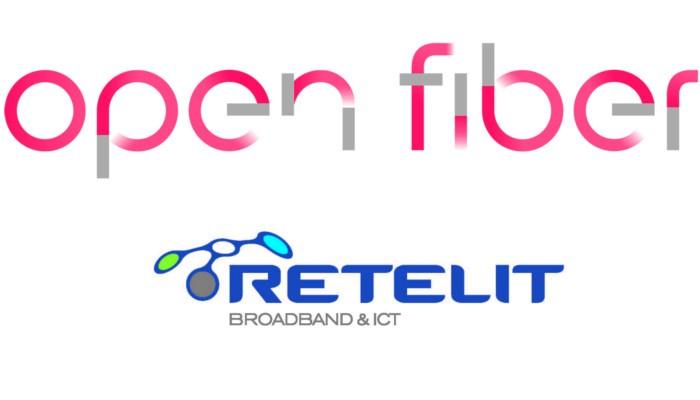 La rete in fibra ottica di Open Fiber continua ad estendersi grazie all'accordo con Retelit