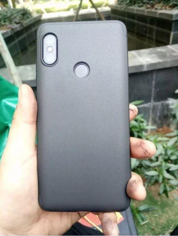 foto reale Xiaomi Mi 6X