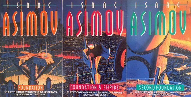 Apple lavora su una serie TV basata sui romanzi Foundation di Isaac Asimov