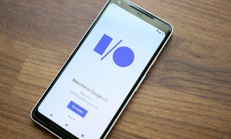 Google aggiorna l'app I/O con un nuovo design