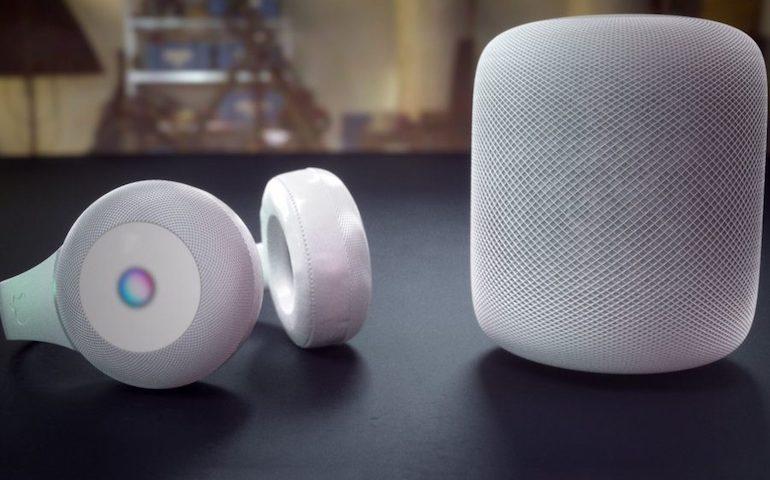 Apple: il primo concept delle cuffie ispirate ad HomePod