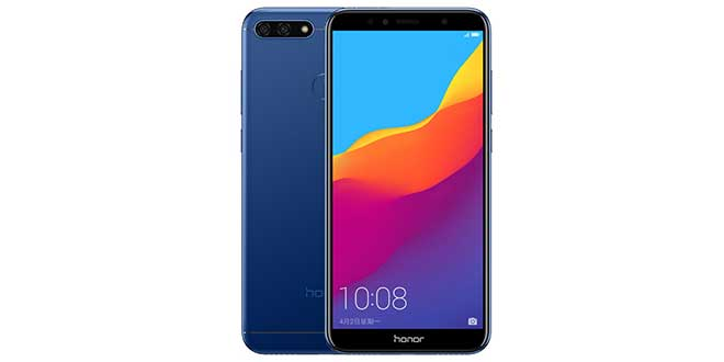 Honor 7A ufficiale: smartphone tutto schermo per tutte le tasche