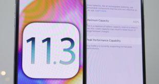 Display iPhone rotto? Con iOS 11.3 attenti a chi vi rivolgete per sostituirlo