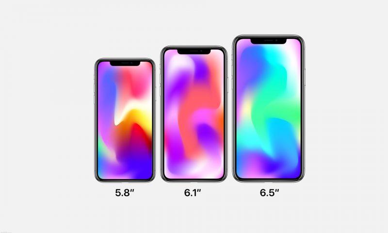 iPhone X con display LCD costerà 200 dollari in meno rispetto al modello OLED