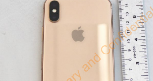 iPhone X Blush Gold esiste davvero?