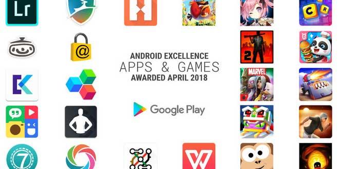 Google aggiorna Android Excellence con nuove app e giochi