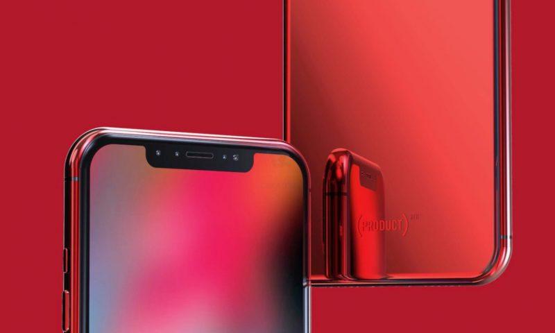 E se anche iPhone X avesse avuto la sua versione rossa?