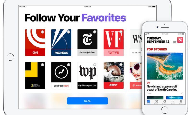 Apple si prepara al lancio del suo servizio dedicato alle riviste