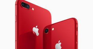 iPhone 8 e 8 Plus arrivano ufficialmente in versione rossa