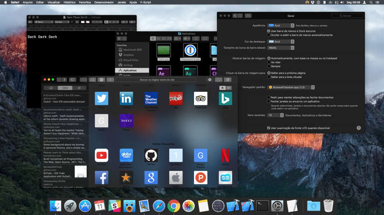 macOS 10.14, in arrivo novità sul tema