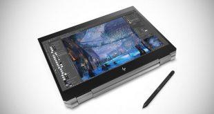 HP, arriva ZBook Studio X360 il convertibile più potente sul mercato
