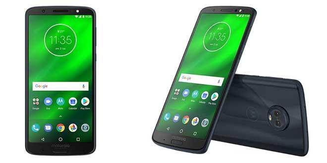Motorola svela la nuova gamma Moto G6: display in 18: 9 per tutte le tasche
