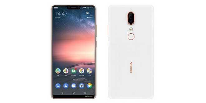 Tutti pazzi per il notch: anche Nokia X6 non vuol affatto sfigurare
