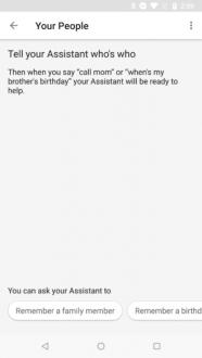 Con l'app Google 8.0 chiamare mamma e papà diventa più semplice
