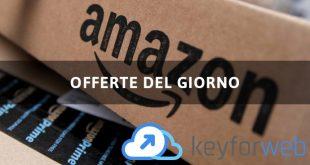 Le migliori offerte Amazon per oggi 19 luglio