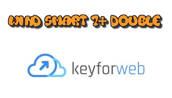 Passa a Wind con la nuova attraente Smart 7+ Double