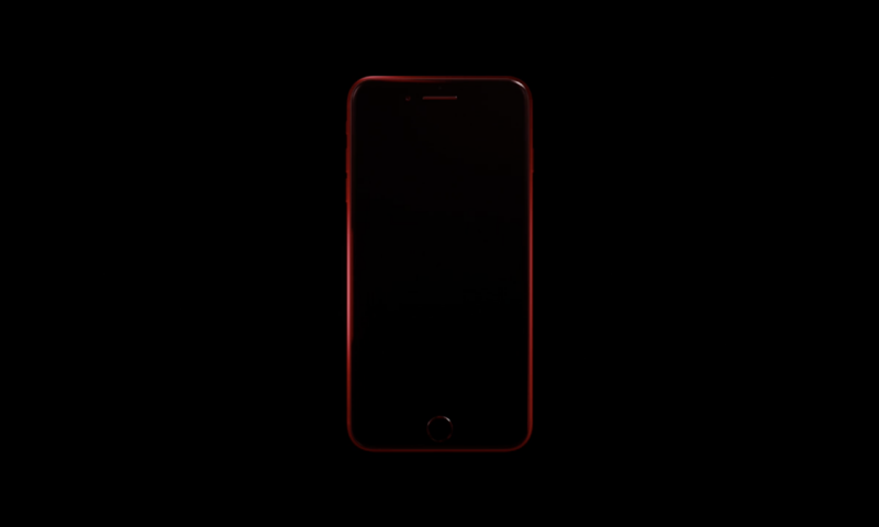 Ecco il video promo di iPhone 8 (PRODUCT) RED