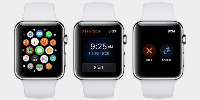 Sleep Cycle debutta su Apple Watch per monitorare il sonno e ridurre il russare