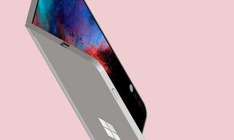 Surface Phone, il momento giusto potrebbe essere la Build 2018 di Maggio ?