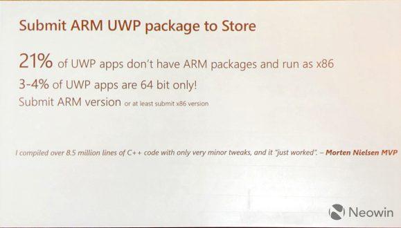 Microsoft Build 2018, arriva l'SDK per le app Windows ARM a 64 Bit