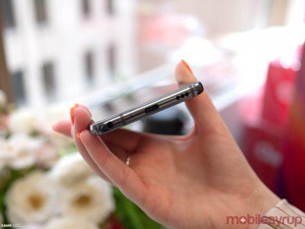 LG G7 ThinQ nel suo servizio fotografico completo