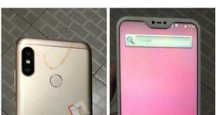 Xiaomi Redmi 6 è già pronto e il TENAA conferma pure il notch