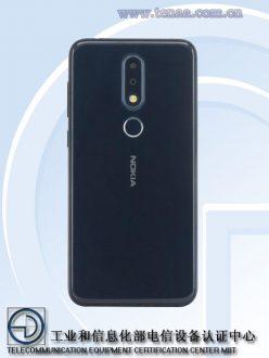 Specifiche ed immagini di Nokia X dalla certificazione TENAA