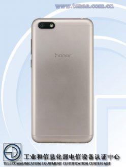 Honor 7S, il piccolo della casa in foto con tanto di specifiche
