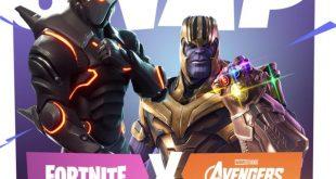Fortnite e Avengers: Infinity War insieme per un evento a tempo  limitato