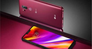 Download sfondi ufficiali LG G7 ThinQ