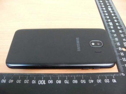 Samsung Galaxy J4 si avvicina, ecco le foto del device dal vivo