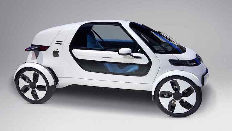 Apple continua ad espandere le sue auto a guida autonoma