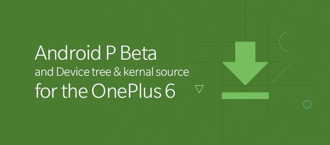Android P disponibile per OnePlus 6 la developer preview
