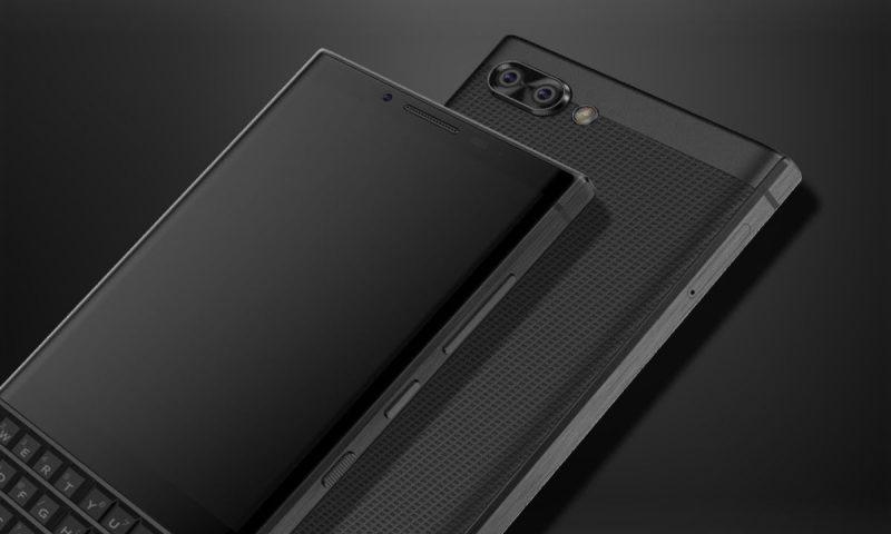 Teaser BlackBerry KEY2: svelato un tasto misterioso