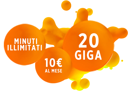 Wind Smart 7 Easy 30: minuti illimitati e 30 Giga a 7 euro al mese