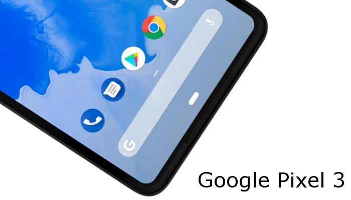 Google Pixel 3: foto reali confermano il notch