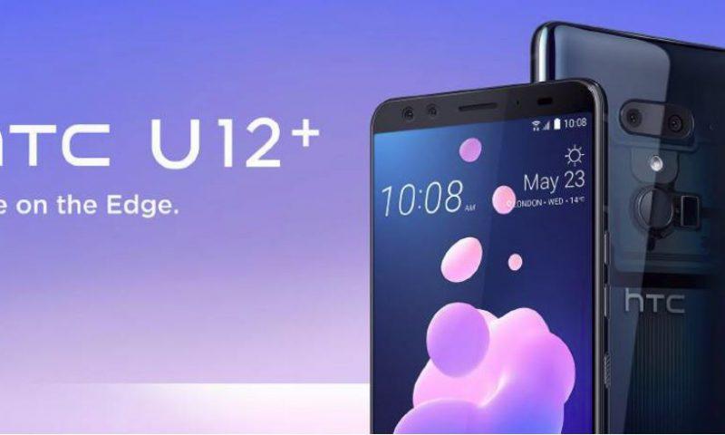 Più grande, più potente e più accattivante che mai: HTC svela HTC U12+