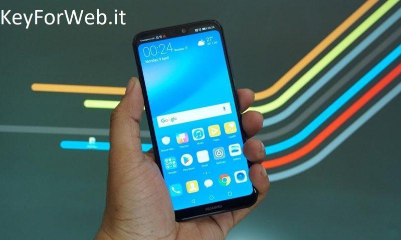 Un Huawei P20 Lite a prezzo shock e valutazione usato per Huawei P9 o P10 l'8 maggio