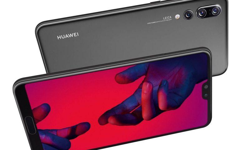 Huawei P20 a rate? Wind ti regala 10 Giga