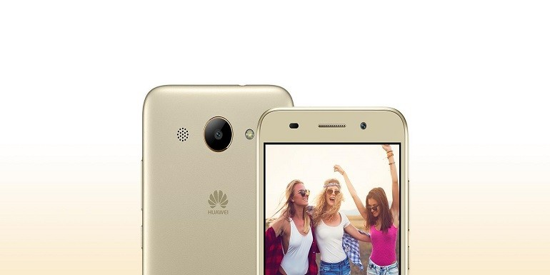 Huawei Y3 2018: nuovo smartphone Android Go in arrivo