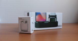 Recensione stand universale e AirPods silicone case di Elago