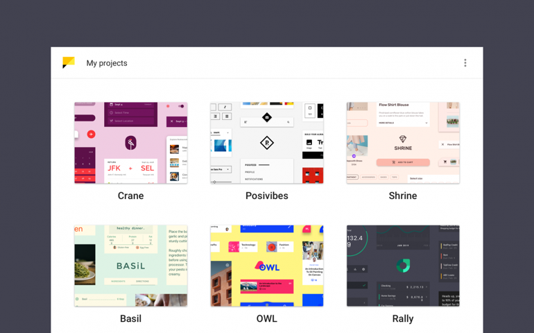 Material Gallery e Google App: tutte le novità