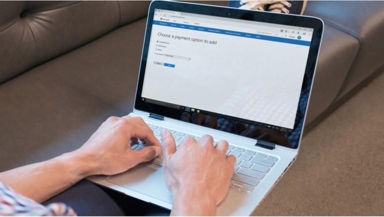 Microsoft Pay: pagamenti via e-mail tramite Outlook