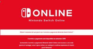 Nintendo Switch online: le novità su costi e abbonamenti