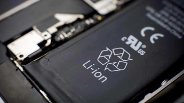 Batterie smartphone: arriva il super materiale