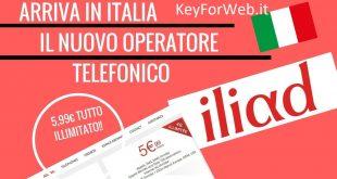 Recensioni, copertura e altre offerte passa a Iliad Italia: conviene da TIM, Vodafone, Wind e Tre?