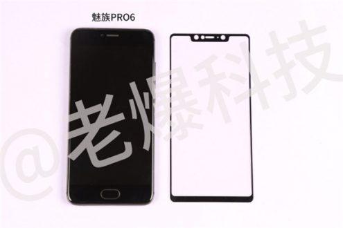 Xiaomi Mi 7 in un confronto dimensionale con altri top gamma