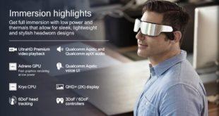 Qualcomm ha svelato il nuovo chip Snapdragon XR1 per realtà virtuale