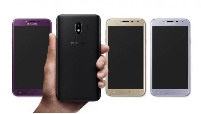Samsung Galaxy J4, il dispositivo viene presentato ufficialmente
