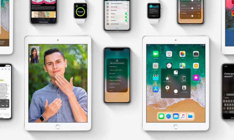 Apple mette in primo piano i servizi di accessibilità